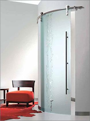 Giannone srl vetreria porte e serramenti montella avellino - Porte in vetro a libro ...