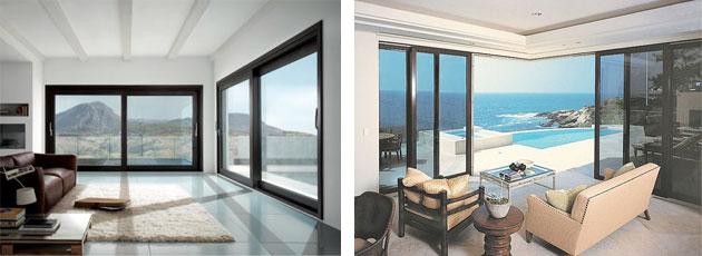 Giannone srl vetreria porte e serramenti montella - Soglie per finestre moderne ...